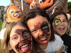 Carnival - Face Painting